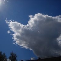 облака :: Александр Попков