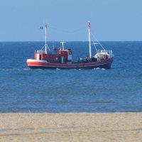 Рыболовное судно :: симон бийман