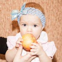 Маленькая Ника :: Kris Vinnikova