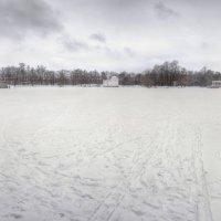 Зима в Екатерининском Парке :: Александр Кислицын