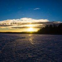 Вечернее солнышко :: Алёнка Шапран