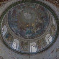 Купол Церкви Успения Пресвятой Богородицы. :: Михаил (Skipper A.M.)