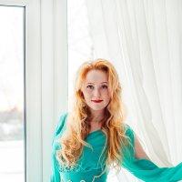 рыжая :: Мария Корнилова