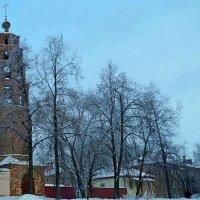 Колокольня Никитской церкви ХVII в. :: Tata Wolf