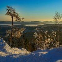 Утренняя панорама :: vladimir Bormotov