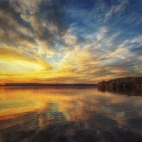 Краски осеннего заката :: Aleksei Malygin