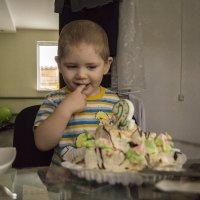 Счастливый малыш :: Сергей