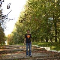 Супермэн и листики :: Александр Аксёнов