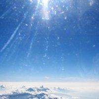 Там, за облаками.... :: Ираида Мишурко