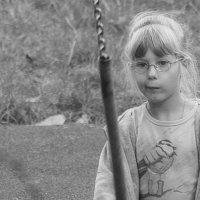 ...девочка-синичка... :: Влада Ветрова