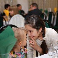 Маленькие сплетницы :: Анатолий Шулков