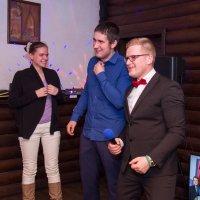 Анна + Динис + Илья :: Илья Добрынин (Dobrynin)