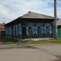 Старый дом где жил мой дед :: Валентин Когун