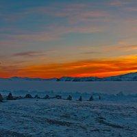 После захода солнца :: Анатолий Иргл