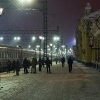 Вокзальное настроение :: Алексей Некрасов
