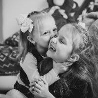 Сестрёнки :: Любовь Илюхина