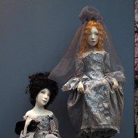 стильные подружки-куклы :: Олег Лукьянов
