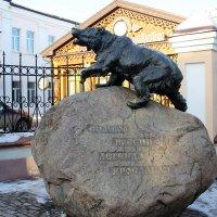 Рычащий медведь. :: Ираида Мишурко