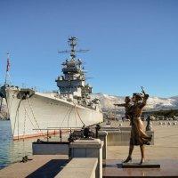 Кутузов и Жена моряка :: Андрей Анабардыев