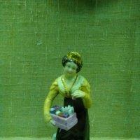 Фарфоровая статуэтка 19 века.. (Музей Петропавловская крепость) :: Светлана Калмыкова