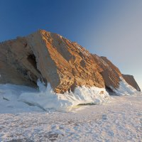 Южная оконечность острова Ольтрек :: Анатолий Иргл