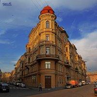 питерский дом :: Андрей + Ирина Степановы