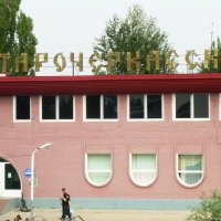 Станица Старочеркасская на Дону. Речной вокзал :: татьяна