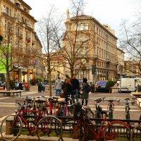Люди и велосипеды :: Николай Танаев