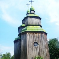 Деревянная церковь. Музей под открытым небом. Киев. :: Любовь К.