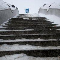 Путь вверх :: Павел Зюзин