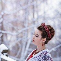 Зимний портрет 2 :: Alena