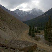 Ландшафты Киргизии :: Александр Грищенко