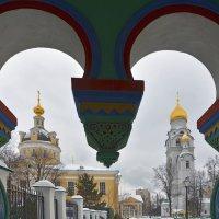 Рогожский посёлок. :: Oleg4618 Шутченко