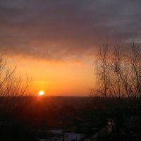 Спеши восходу солнца удивиться. :: Валентина ツ ღ✿ღ