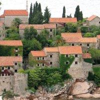 Черногория, Отель-остров. :: Ираида Мишурко