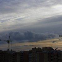 Из окна. :: Владимир Мальцев