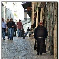Иерусалим и его обитатели. :: Leonid Korenfeld