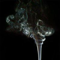 Дым :: Вера Бережная