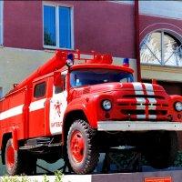 Пожарная машина :: Падонагъ MAX