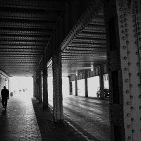 Мосты начала 20го века - заклепки, болты, гайки :: Яков Геллер