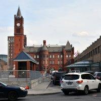 Старый вокзал Индианаполиса :: Яков Геллер