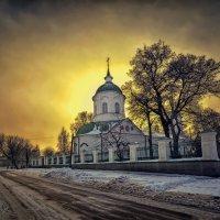 Васильевская церковь :: BoykoOD