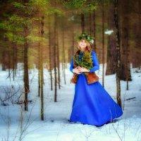 Лесная... :: Екатерина Overon