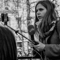 Говорит и показывает... прямая трансляция... :: Владимир Шитиков