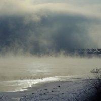 Суровый туман. :: Валентина Налетова
