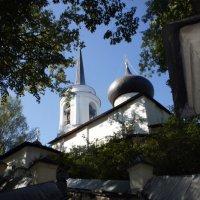 Святогорский Свято-Успенский монастырь. Успенский собор :: Елена Павлова (Смолова)
