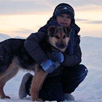 Люблю я собаку за верный нрав ... :: Евгений Юрков