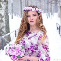 Приход весны :: Наталья Мячикова