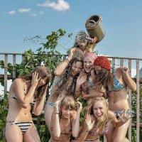 Вот оно такое наше лето или счастливая юность! :: Ринат Валиев