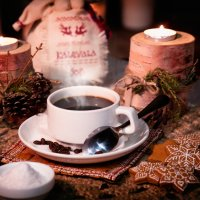 Кофе с солью :: Роман Дудкин